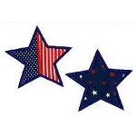 Stars Applique Design